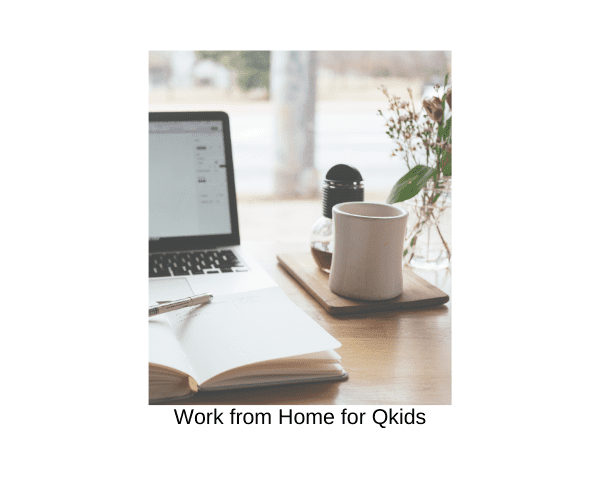Work from home job for Moms