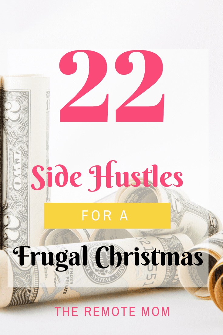 22 ways to earn money for Christmas