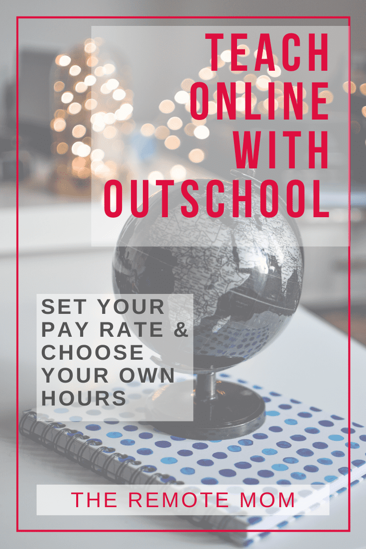 Teach Online with Outschool