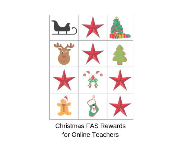 FAS REWARDS CHRISTMAS