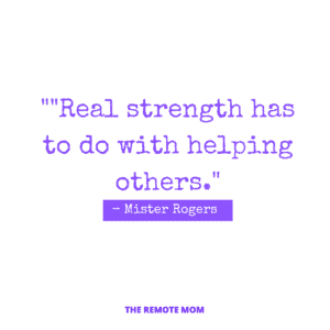 Mister Rogers' quotes