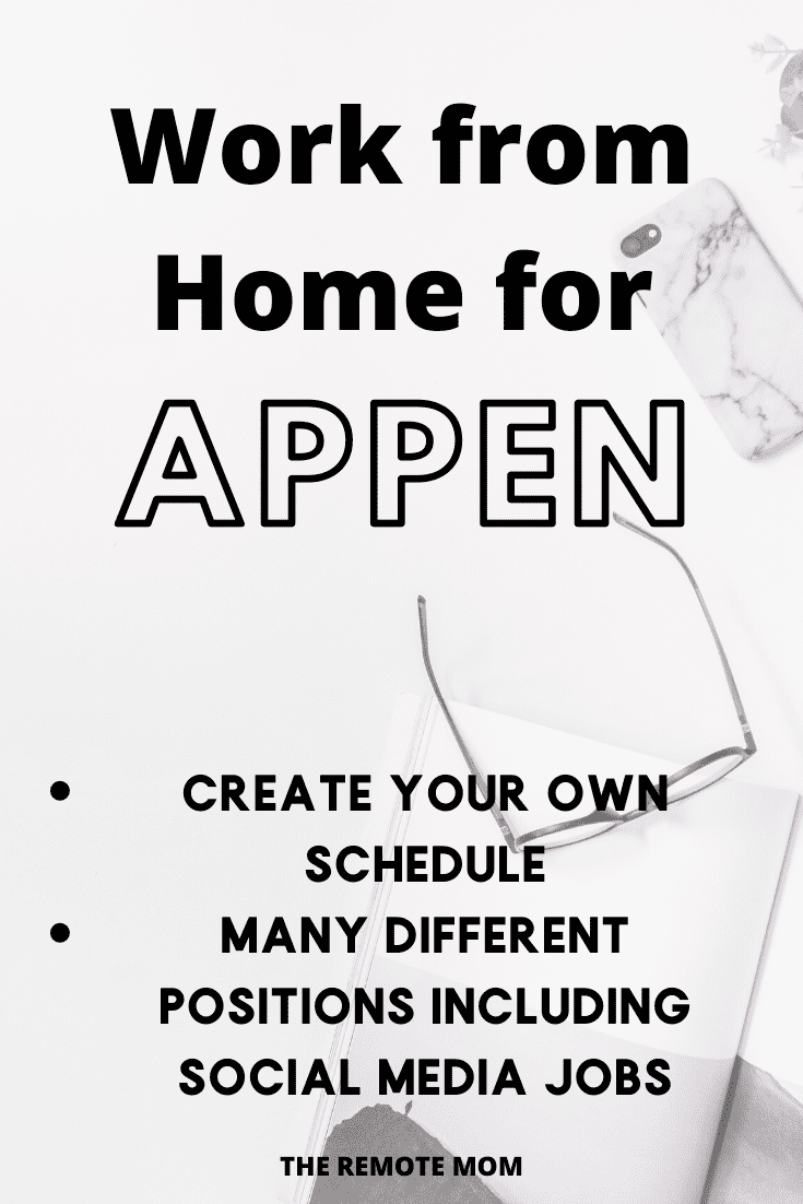 Work from home for Appen