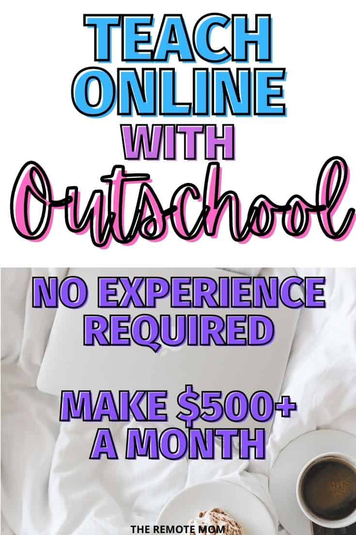 outschool review - teach online with outschool side hustles