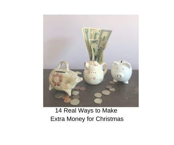 14 Easy Ways to Make Extra Money for Christmas