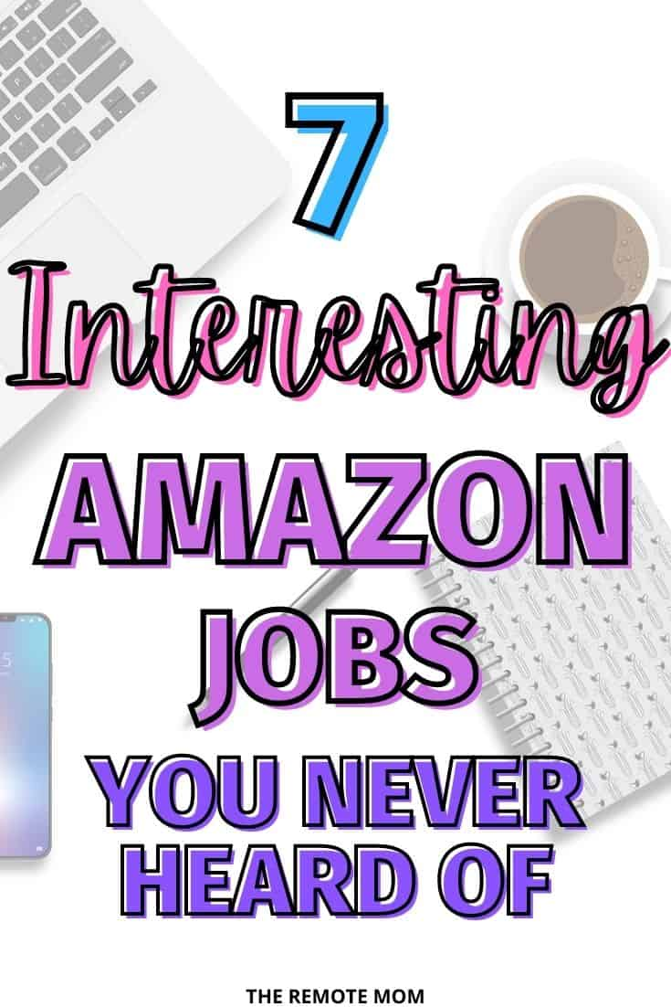 AMAZON REMOTE JOBS