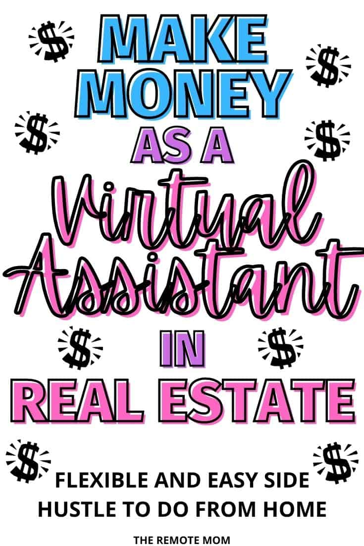 REAL ESTATE VIRTUAL ASSISTANT JOBS