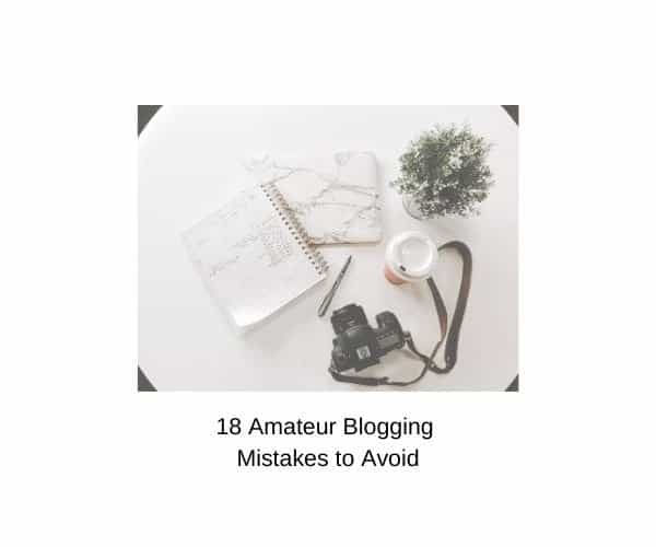 18 Embarrassing Amateur Blogging Mistakes that Will Cost You Money
